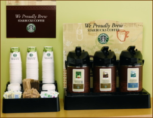 Office Coffee Brand Programs Available In Cleveland